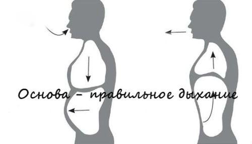 Основа бодифлекса