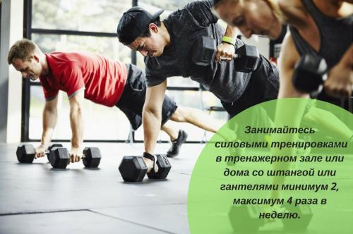 Анаэробные тренировки