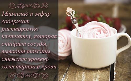 Перечень низкокалорийных десертов
