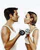 Похудение мужчин и женщин