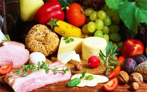 Диета на 1000 калорий (овсянка, ветчина, гречка, брокколи) - похудение на модной диете.