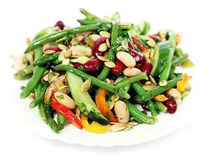 Бобовая диета (горох, чечевица, фасоль, кефир) - похудение на модной диете.