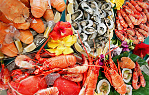 Монодиета на морепродуктах (креветки, мидии, минтай, треска) - похудение на модной диете.