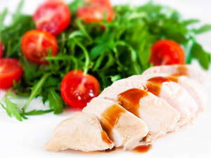Протеиновая диета на 10 дней (семга, курица, телятина) - похудение на модной диете.