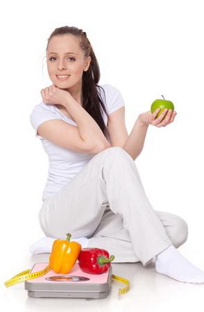 Диета 20 дней - минус 10 кг (кефир, мясо, яблоки, апельсин) - похудение на модной диете.