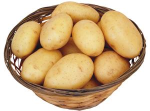 Картофельная диета помогает сбросить до 6 кг.