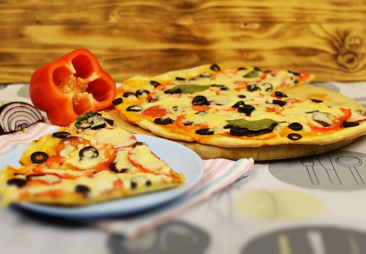 Как приготовить идеальную итальянскую пиццу