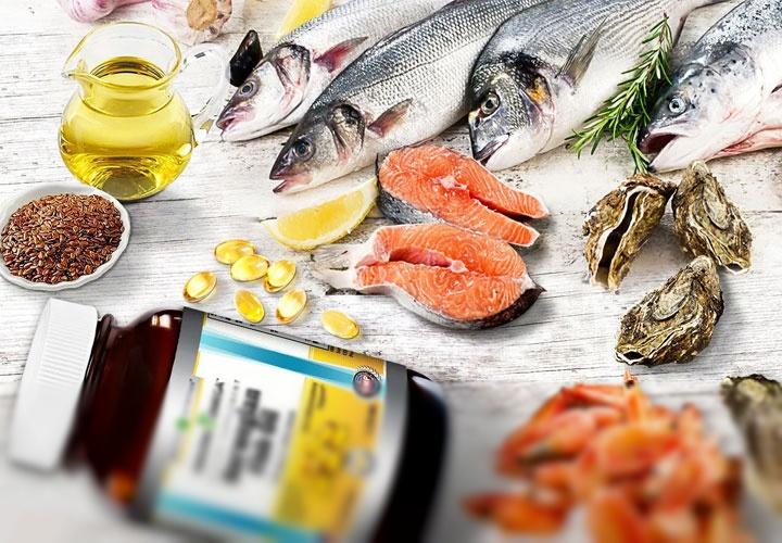 Рыбий жир при похудении (Омега-3)
