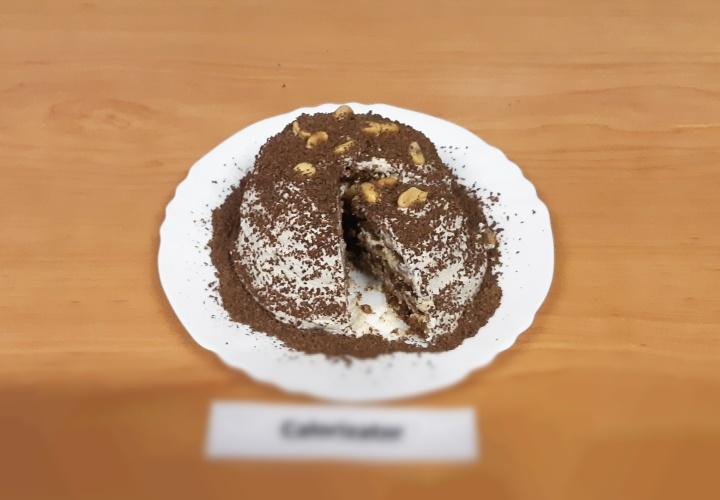 Торт Сникерс ПП