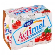 Actimel Вишня