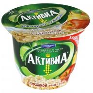Активиа Быстрый завтрак с овсянкой Яблоко-Груша