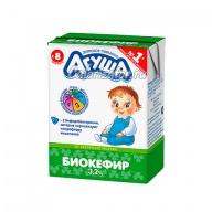 Биокефир Агуша 3.2%