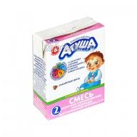 Смесь Агуша-2 молочная стерилизованная жидкая