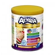 Смесь Агуша Gold-1 молочная