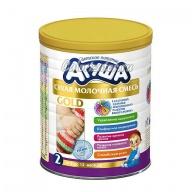 Смесь Агуша Gold-2 молочная