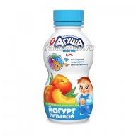 Йогурт Агуша питьевой с персиком 2.7%