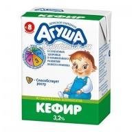 Кефир Агуша 3.2%