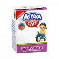 Кисломолочный напиток Агуша Я Сам! Иммунити