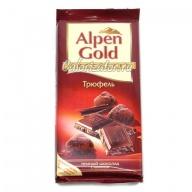Шоколад Alpen Gold Трюфель