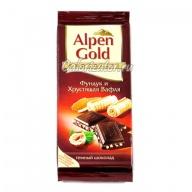 Шоколад Alpen Gold Фундук и Хрустящая Вафля