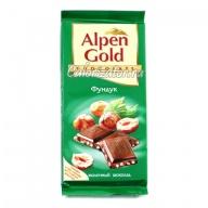 Шоколад Alpen Gold Фундук