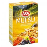 Мюсли AXA хрустящие медовые с фруктами и орехами