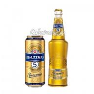 Пиво Балтика №5 Золотое