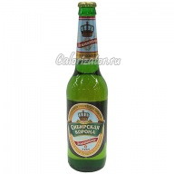 Пиво Сибирская корона Безалкогольное