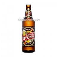 Пиво Большая кружка Крепкое
