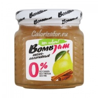 Джем Bombbar низкокалорийный груша-корица