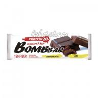 Батончик Bombbar протеиновый Шоколад