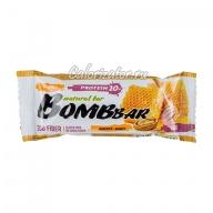 Батончик Bombbar протеиновый Грецкий орех с медом