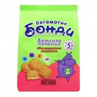 Печенье детское бегемотик Бонди с железом