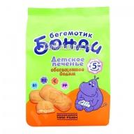 Печенье детское бегемотик Бонди с йодом