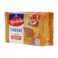Хлебцы Щедрые тонкие ржаные
