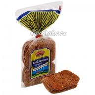 Хлеб Пряженик ржаной с цельным зерном