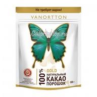 Какао-порошок Vanortton Gold натуральный