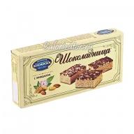 Торт Шоколадница вафельный с миндалём