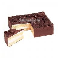 Торт Прелесть Черемушки