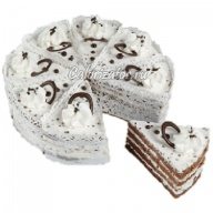 Торт Зигзаг