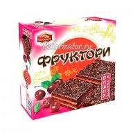 Торт Фруктори - Вишня в черном