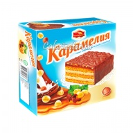 Торт Карамелия
