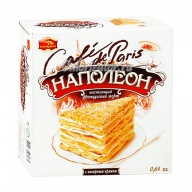 Торт Наполеон Черёмушки
