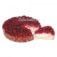 Торт Творожно-сливочный с вишней