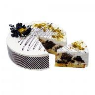 Торт Сметанный с черносливом