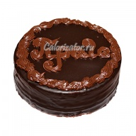 Торт Прага Черёмушки