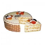 Торт С черносливом и с курагой