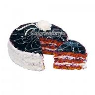 Торт Постный свекольный