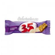 Конфеты 35 со сливочной начинкой