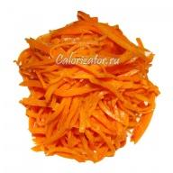 Морковь квашеная